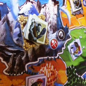Small World: That troll is on a bigger pile of cardboard than the skeletons. They should go home.
