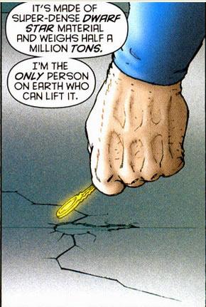 All Star Superman : Key